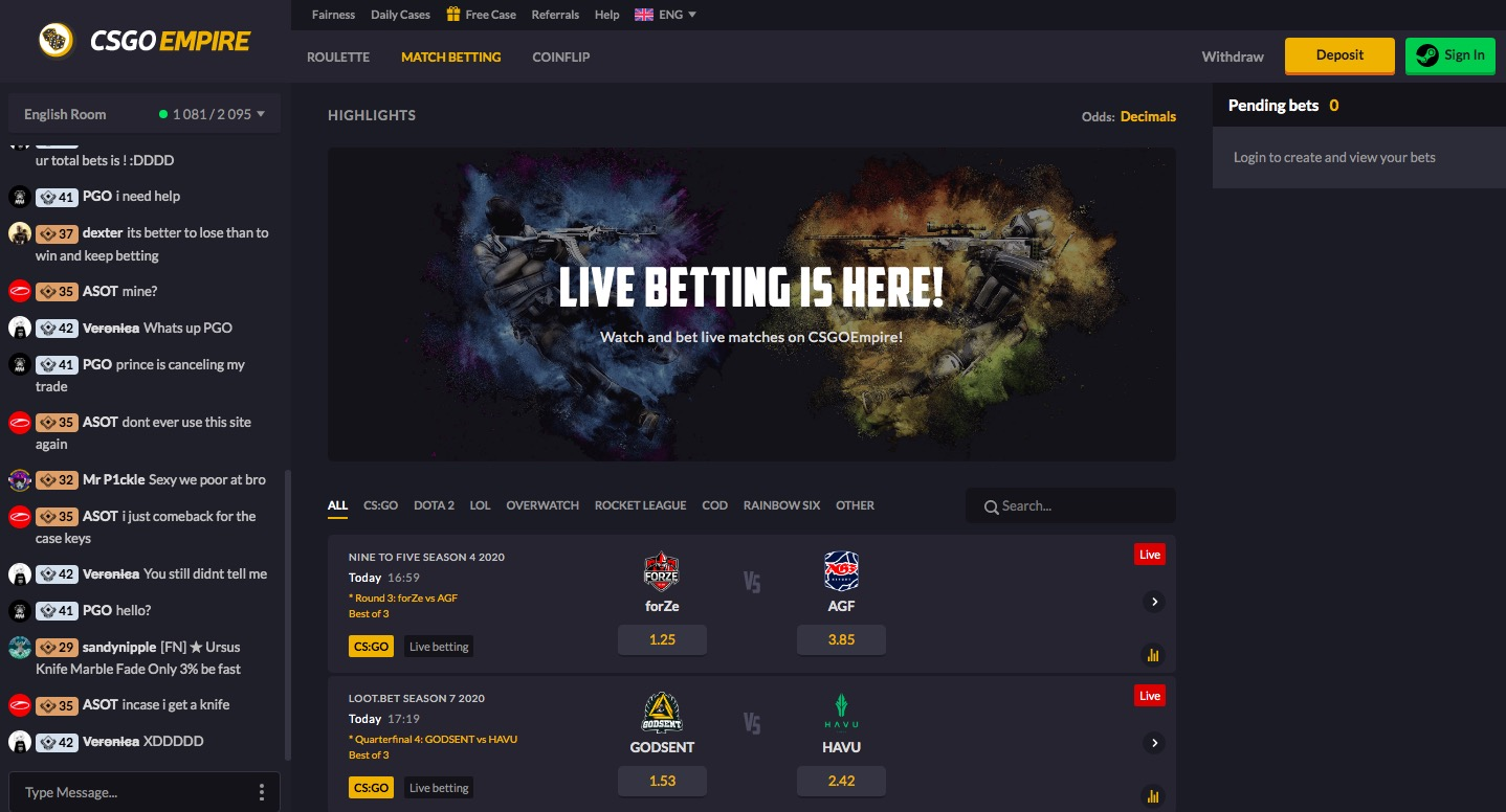 Next case release csgo betting new show on bet about music