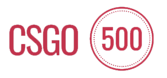 CSGO500 logo