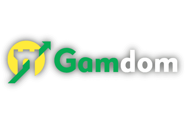 Gamdom logo