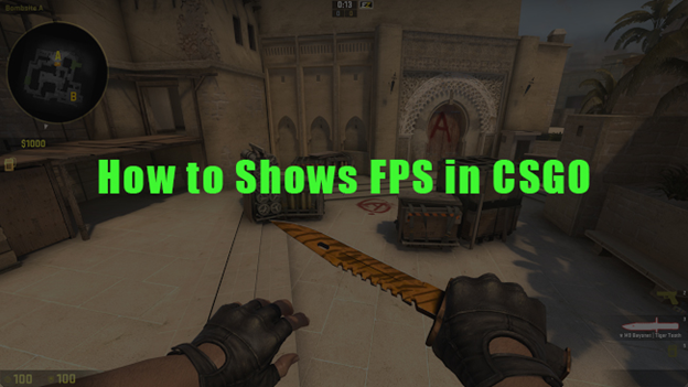 How to Show FPS in CSGO