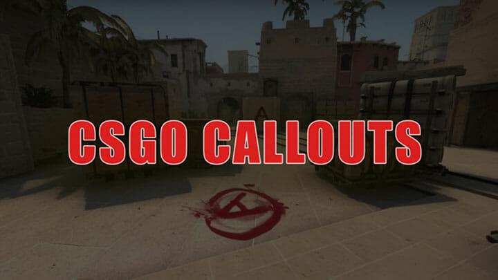 CSGO Callouts