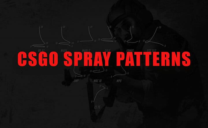 CSGO Spray Patterns