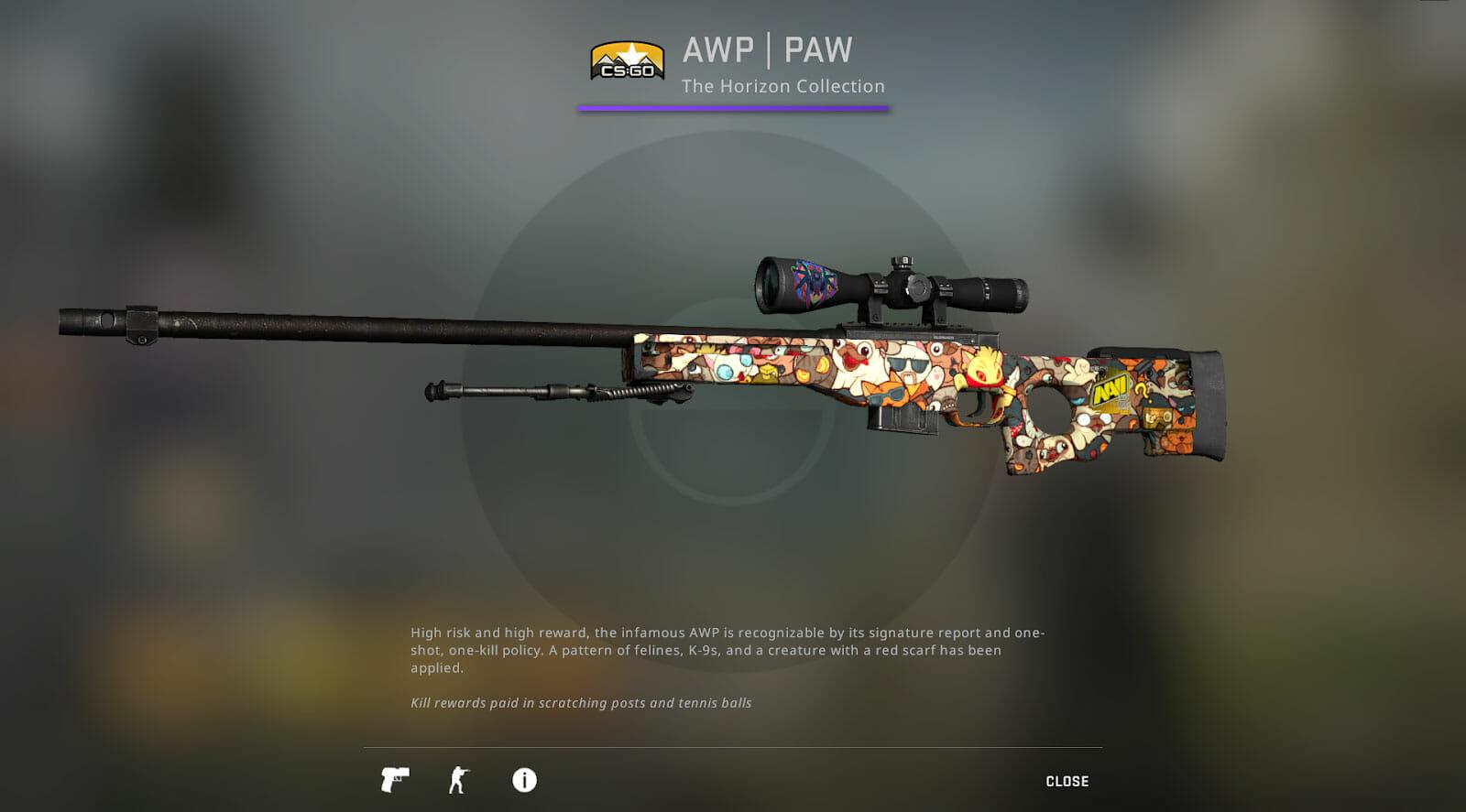 AWP PAW