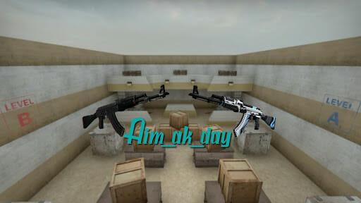 Aim Ak Day Map by Celege